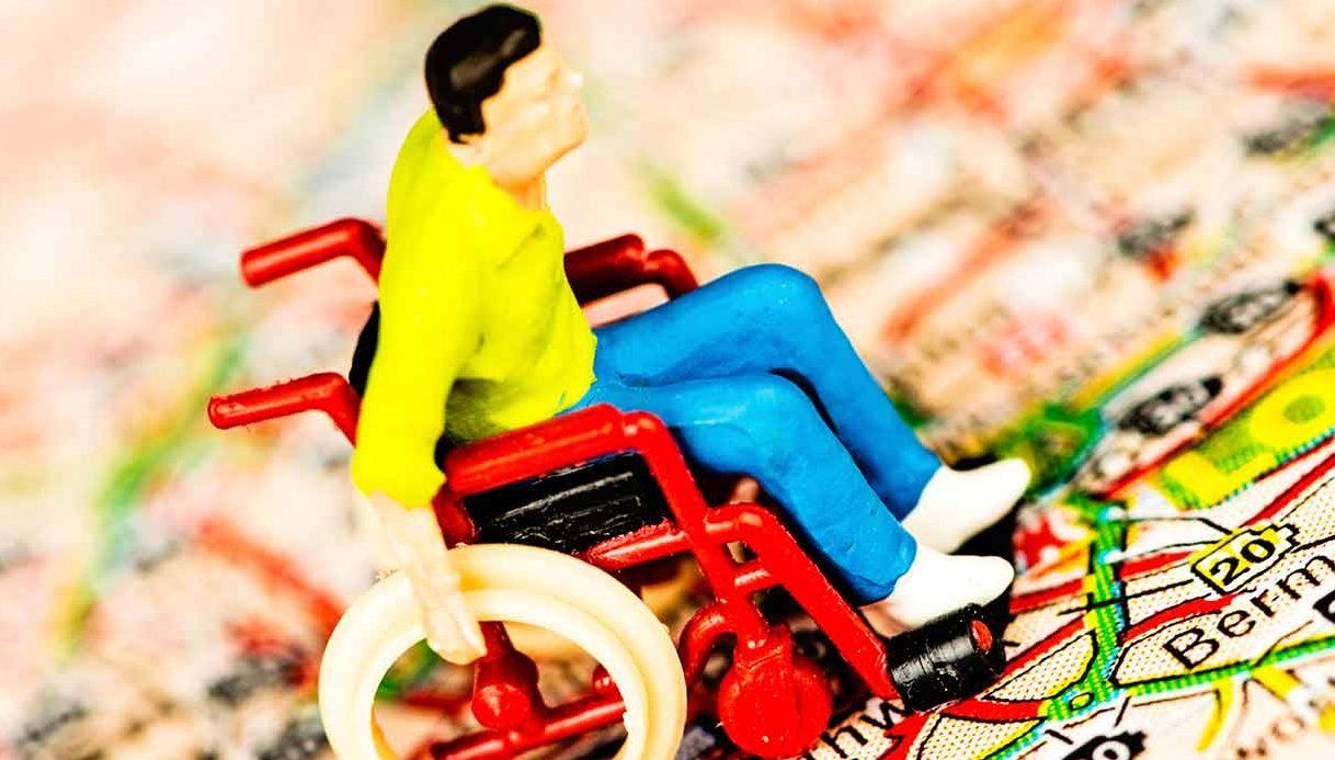 Žemėlapiai neįgaliesiems. Ar jie paklausūs?