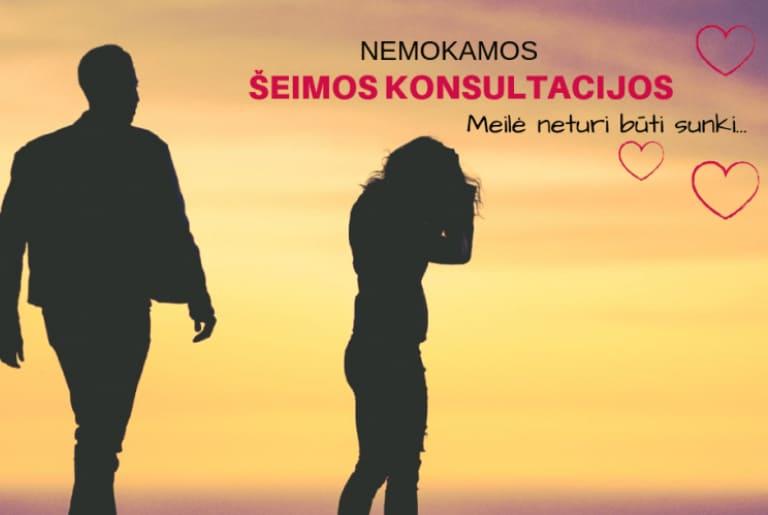 NEMOKAMOS KONSULTACIJOS POROMS