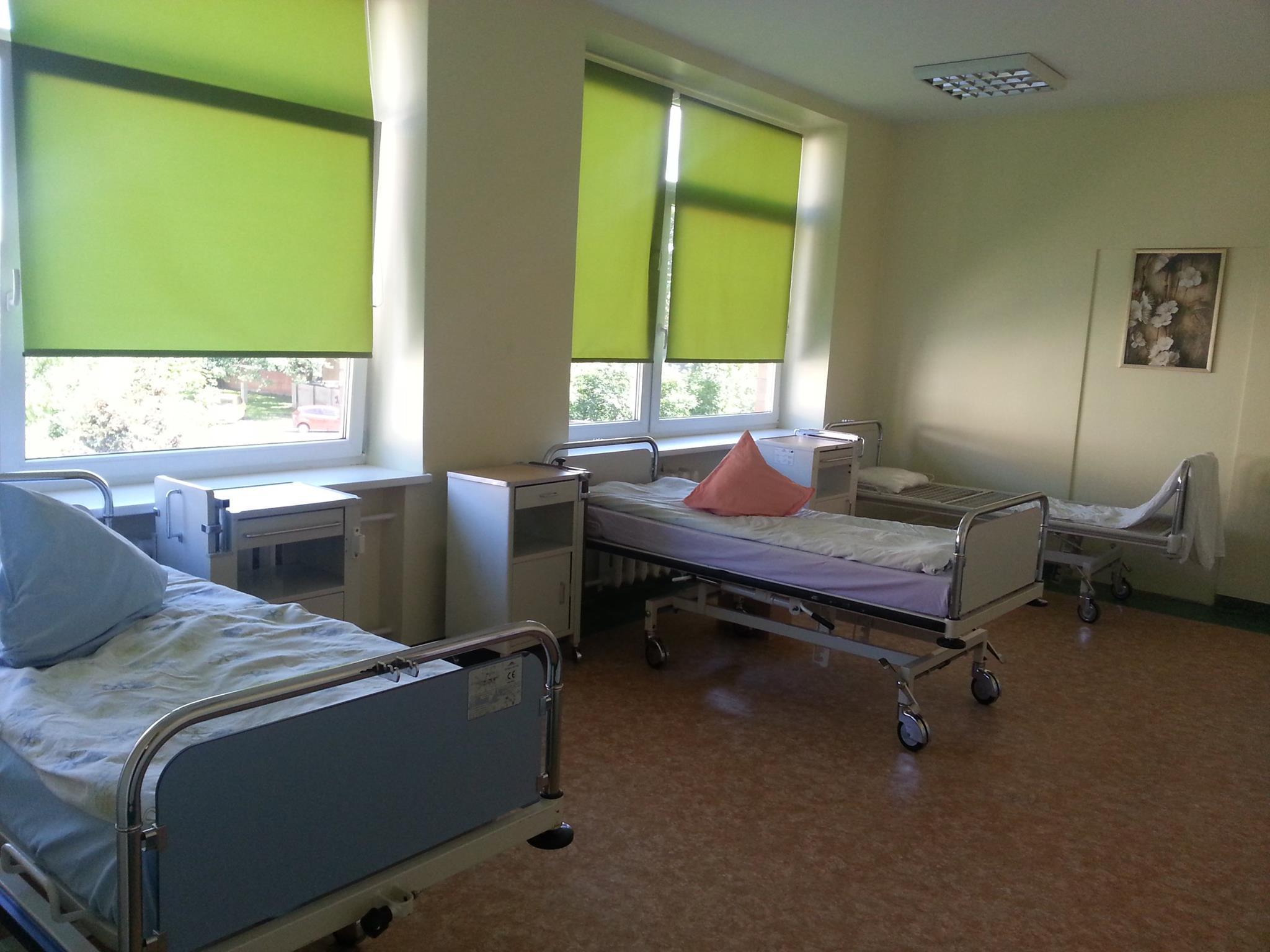 Klaipėdoje duris atvėrė naujas palaikomojo gydymo ir slaugos skyrius
